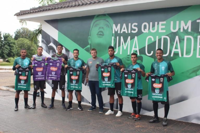 Maringá Futebol Clube chega a 30 atletas no elenco para o Paranaense 2021