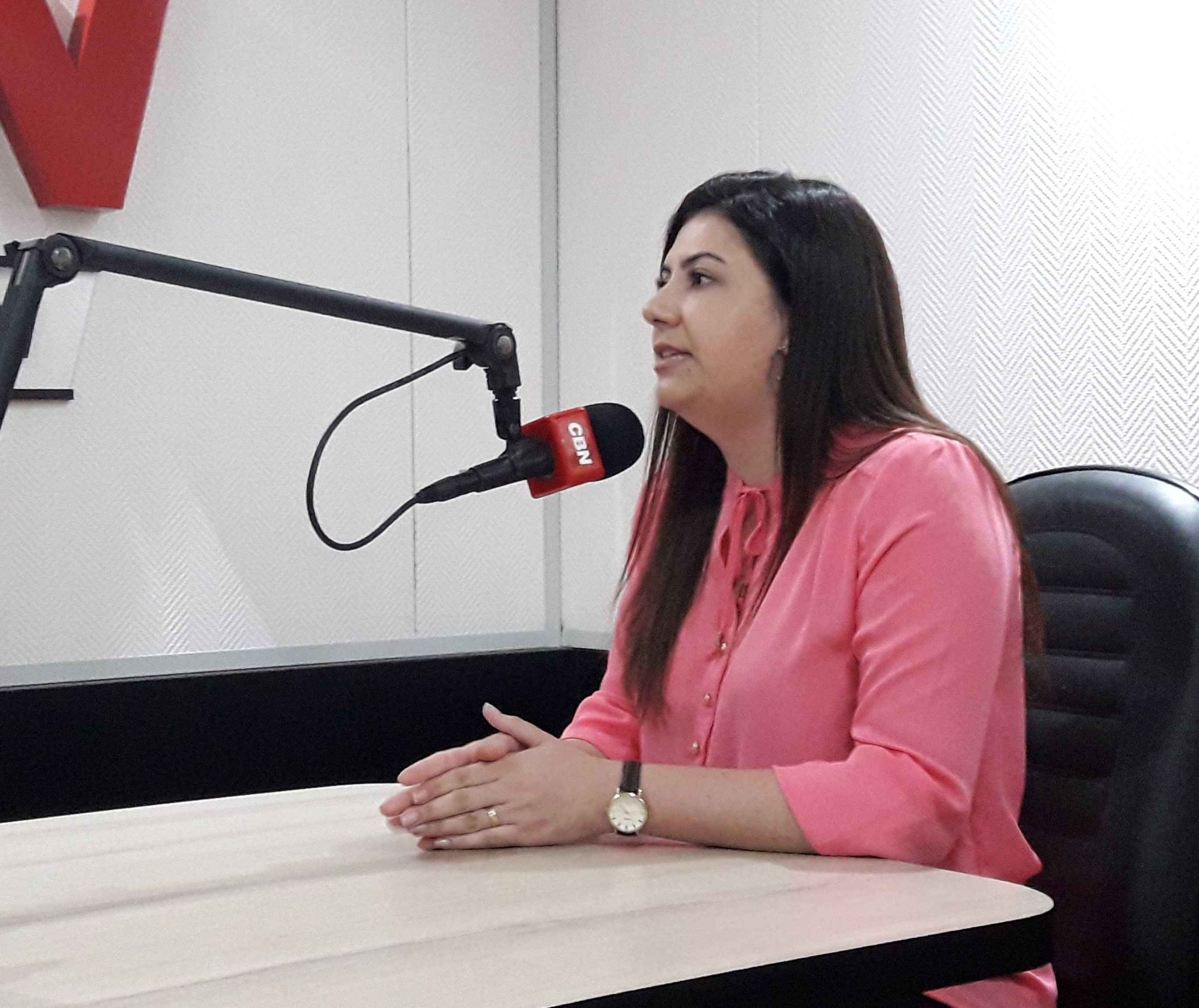 Nova presidente fala sobre o combate ao feminicídio