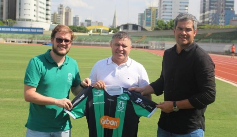 Em meio à pandemia, Maringá FC dispensa treinador e diretor