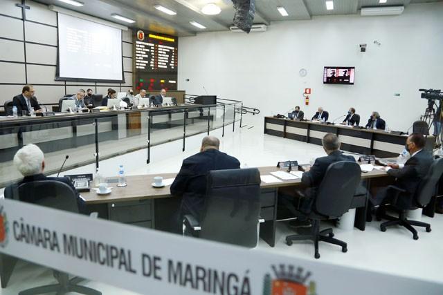 Reforma administrativa deve ser votada nessa quinta-feira (17) na Câmara Municipal de Maringá