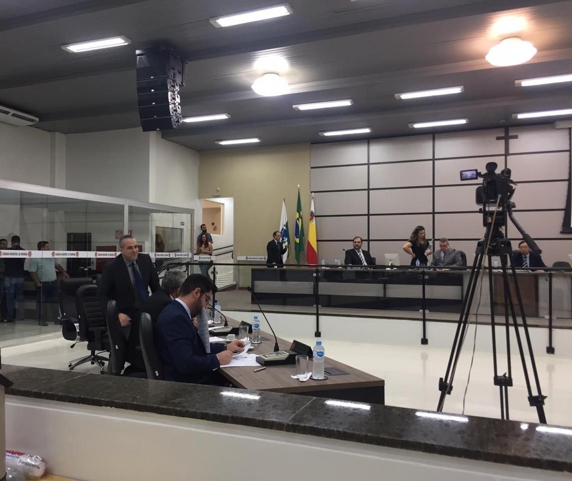 Dengue é assunto na Câmara de Vereadores de Maringá