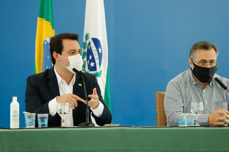 Vacina Covid-19: Paraná vai seguir programa do Ministério da Saúde