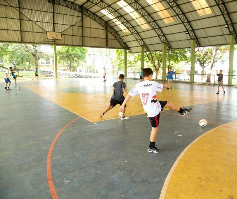 Atividades nos centros esportivos de Maringá retornam na próxima semana