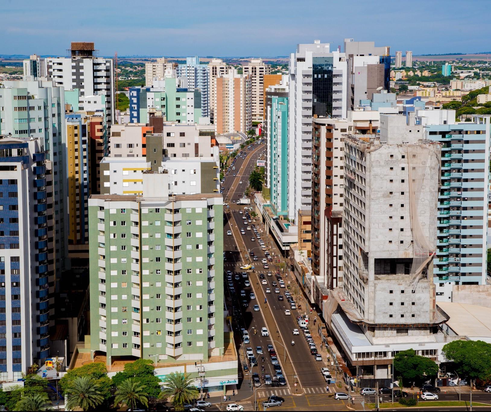 Maringá lidera geração de empregos no Paraná
