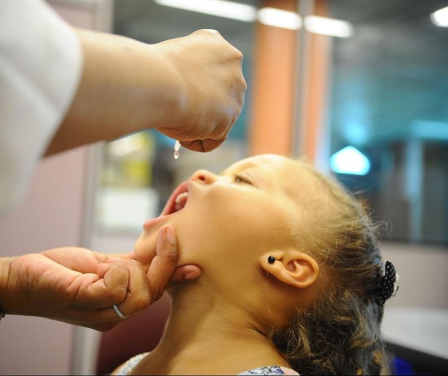 Paraná atinge 95% de cobertura na vacinação contra sarampo e pólio