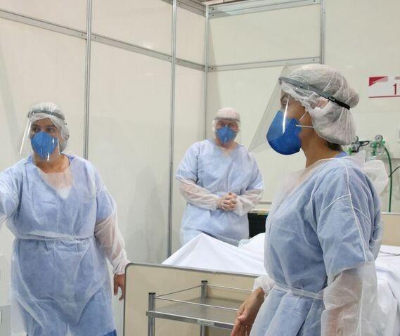 Maringá tem 43 profissionais da saúde infectados pela Covid-19