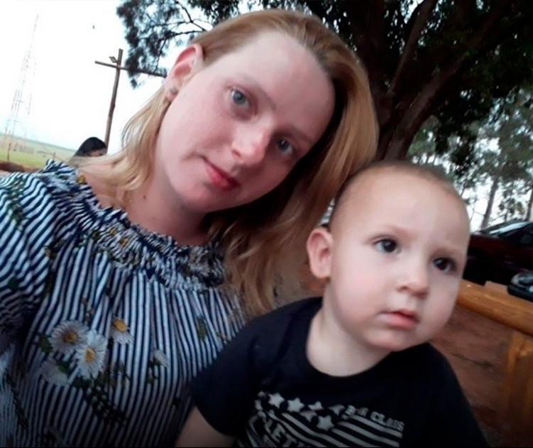 Mãe e filho desaparecidos podem estar na região de Maringá