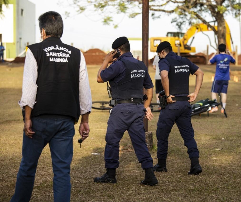 Em fiscalização no fim de semana, agentes flagram festas em chácaras