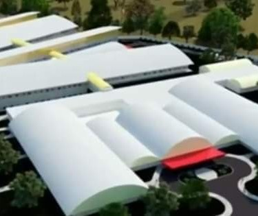 Maringá recebe estrutura do Hospital da Criança nessa sexta-feira (26)