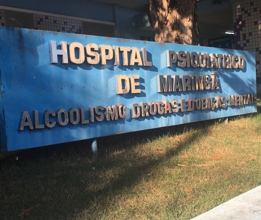 Hospital Psiquiátrico de Maringá deve ser reaberto semana que vem