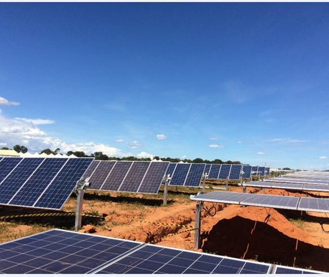 Linha de financiamento para energia solar realizou 2500 operações