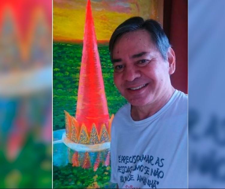 Artista plástico de Maringá, Mado morre aos 64 anos