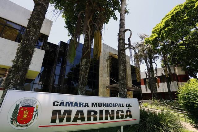Cancelada a sessão ordinária dessa terça-feira (23) na Câmara Municipal de Maringá
