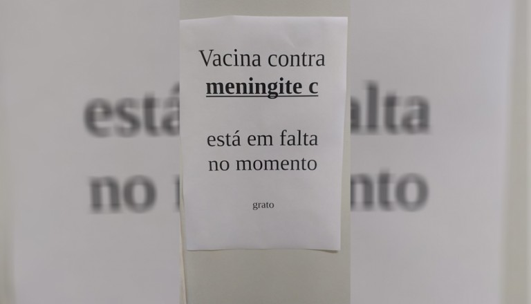 Vacina contra poliomielite e meningite C está em falta em Maringá