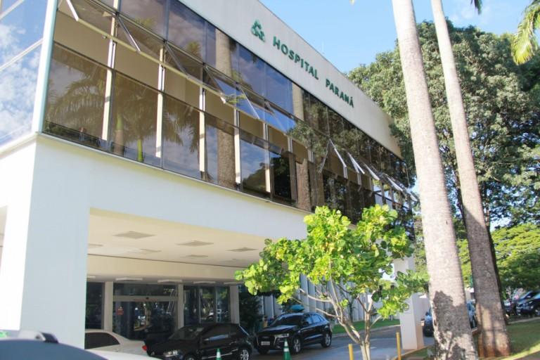 Hospital Paraná recebeu empréstimo de medicamentos e fez nova compra