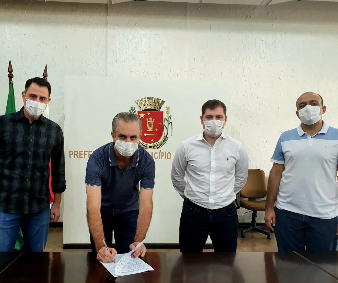 Maringá vai utilizar a hidroxicloroquina no tratamento da Covid-19