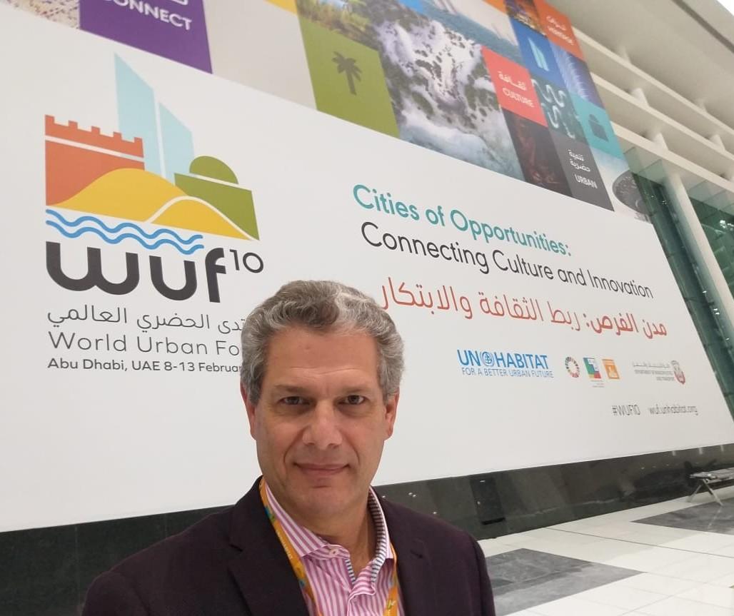 Saiba como foi a abertura do 10º Fórum Urbano Mundial