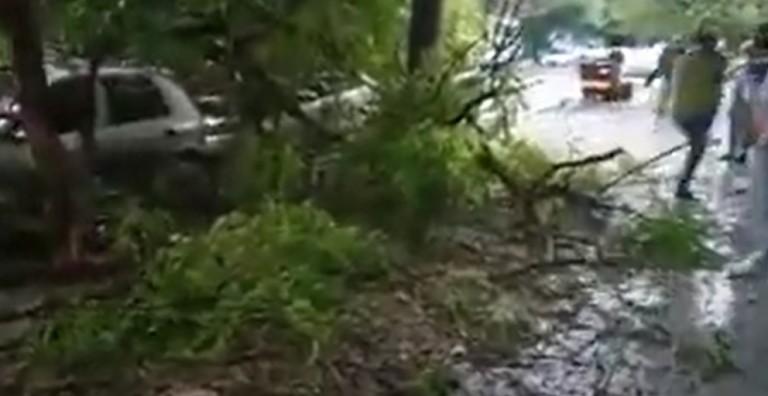 Transformador explode e assusta moradores de Maringá