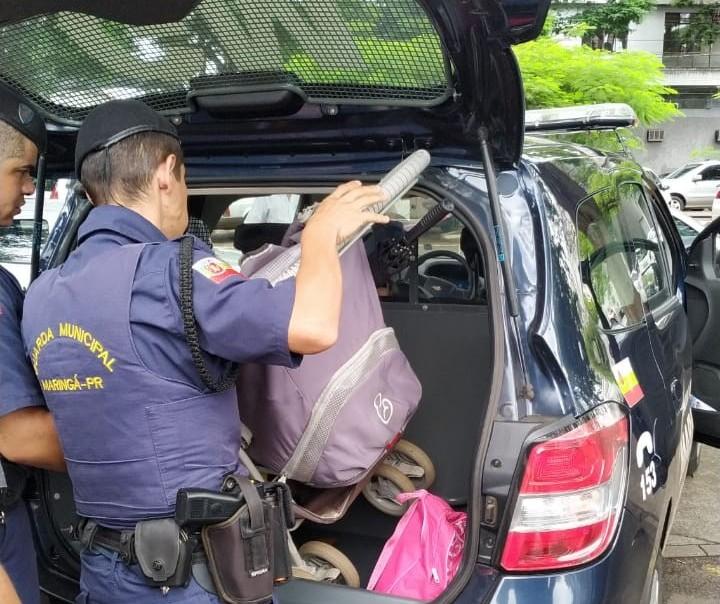 Sem a guarda, casal foge com a filha de 3 anos e é encontrado em Maringá