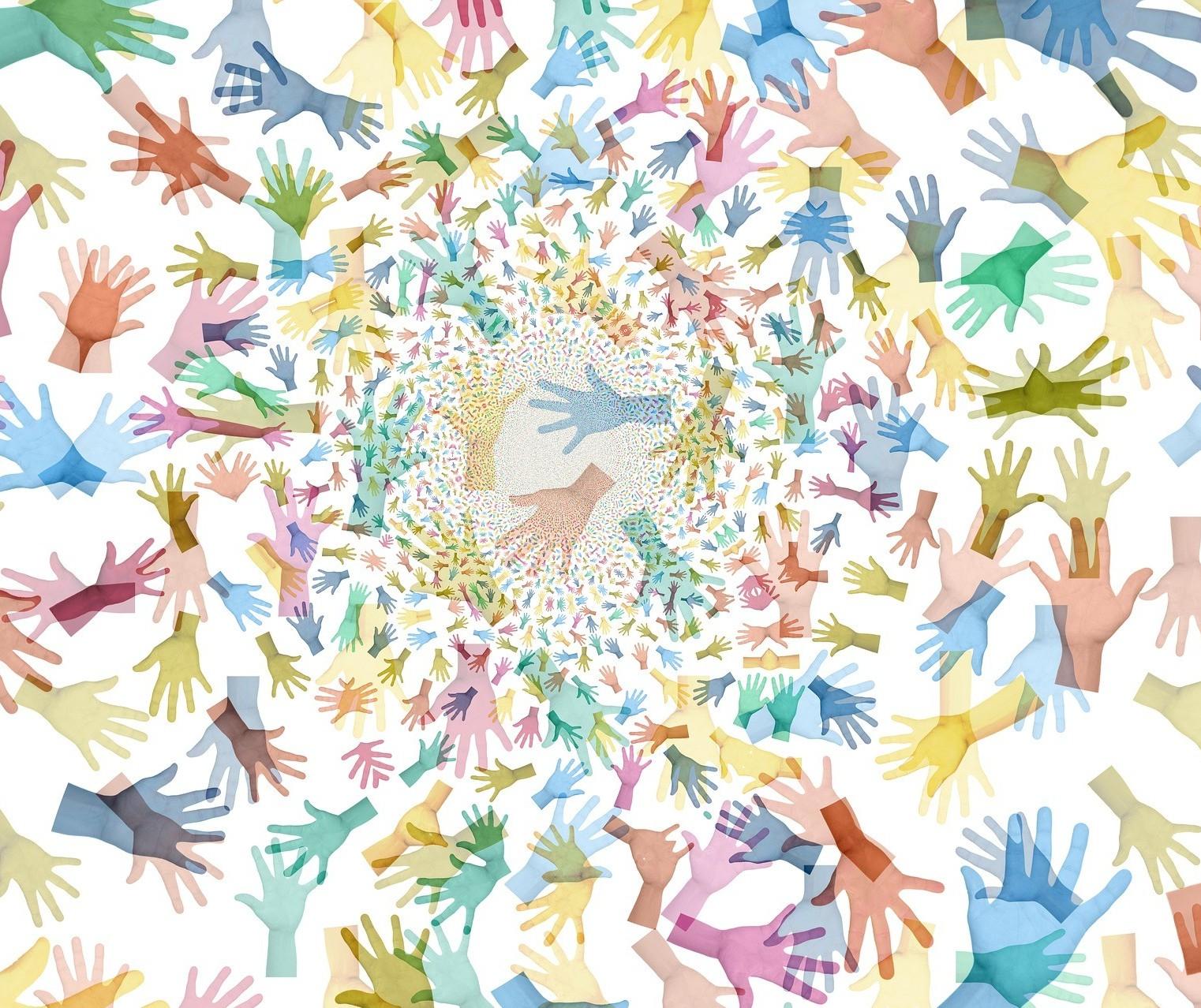 Solidariedade contamina e este vírus é a esperança