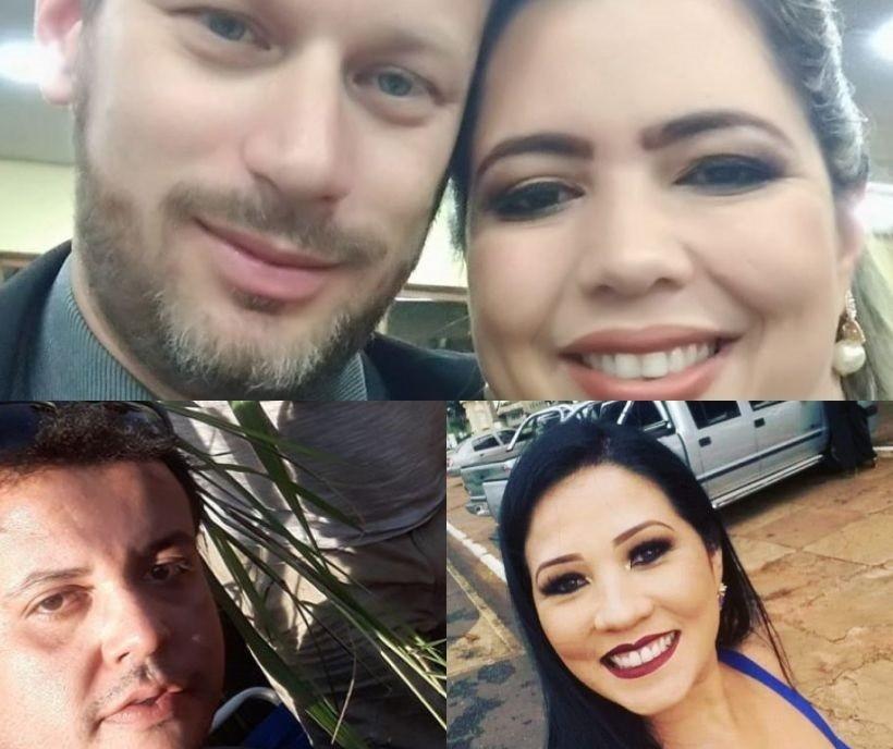 Identificadas vítimas de acidente na PR -317