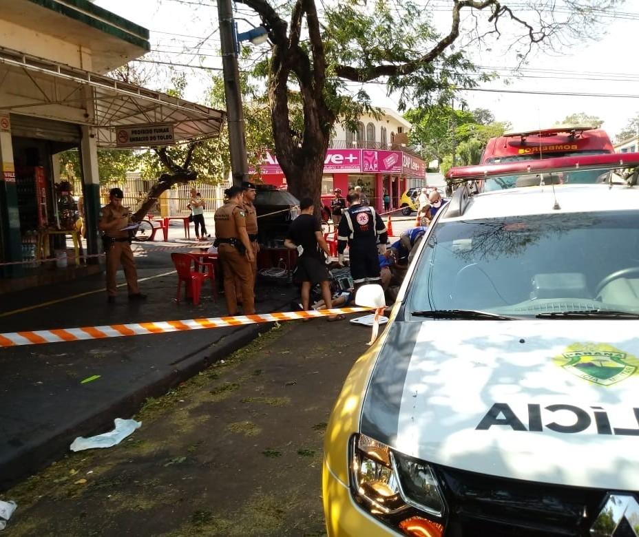 Homem morre esfaqueado após discussão em bar da Vila Operária