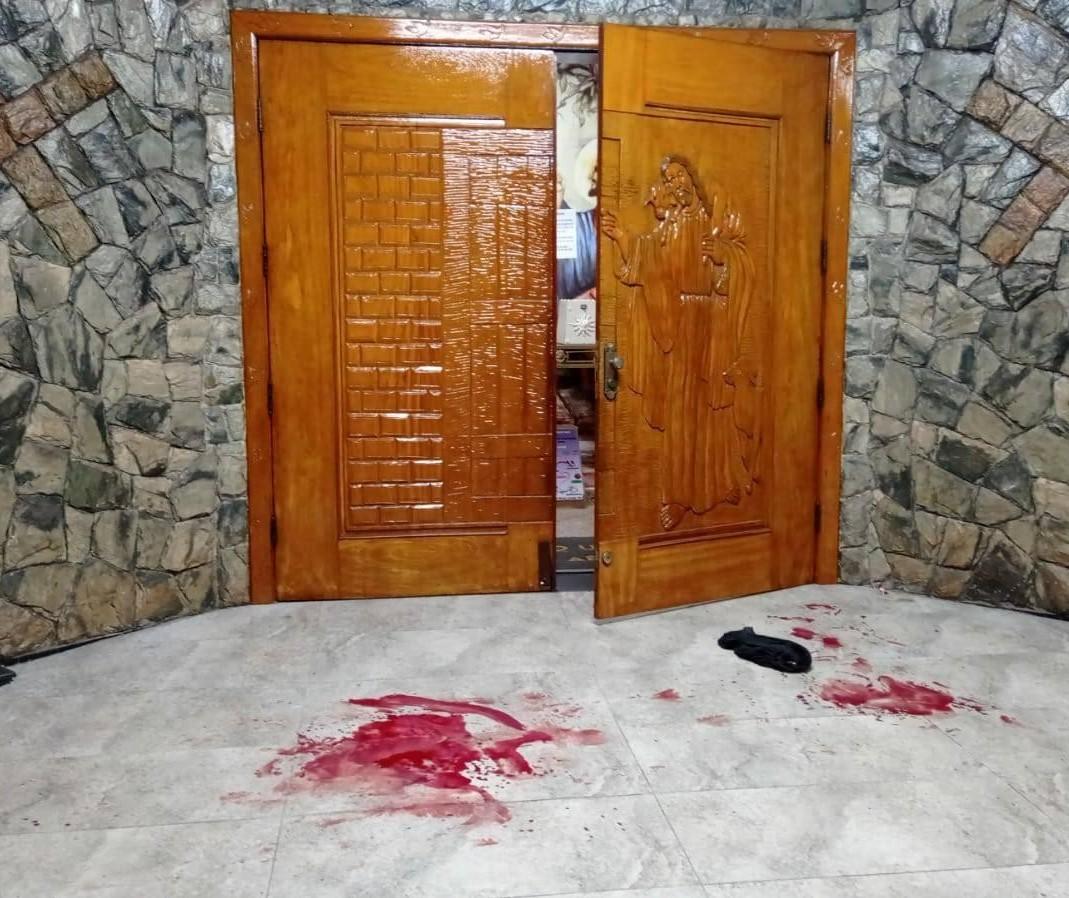 Homem é agredido na porta de igreja em Maringá, diz paróquia