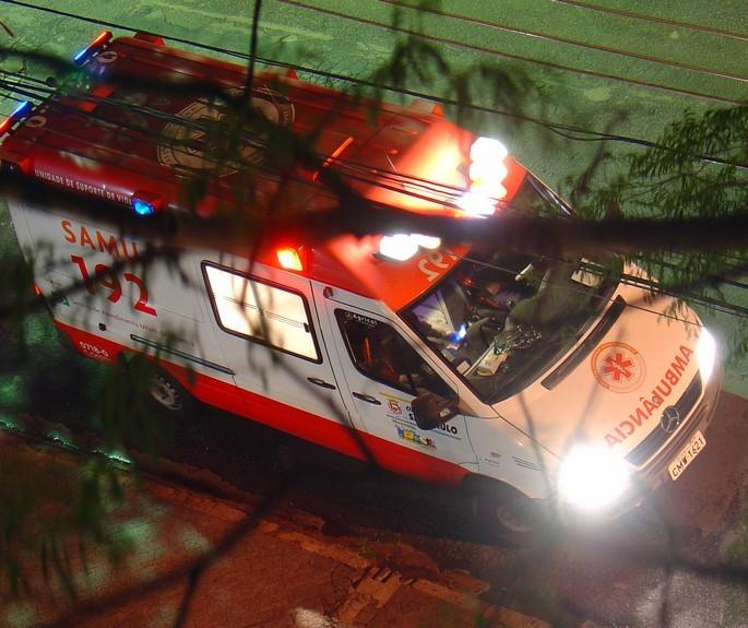 HUM tem ambulância de plantão só para levar pacientes sem gravidade à UPA