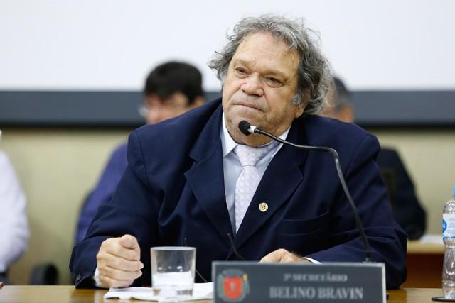 Eleito para o 8º mandato, Belino Bravin (PSD) ainda quer ser prefeito de Maringá