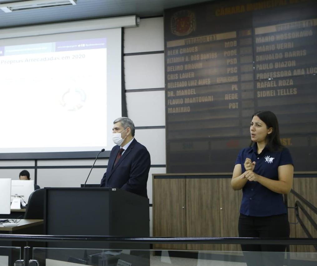 Maringá fecha 2020 com superávit de R$ 308,5 milhões