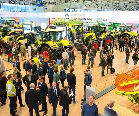 Agritechnica, a mais importante feira de tecnologia agrícola do mundo