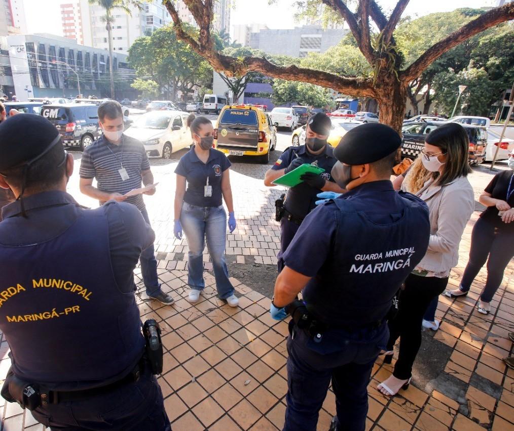 Fazenda já aplicou R$ 487 mil em multas em Maringá