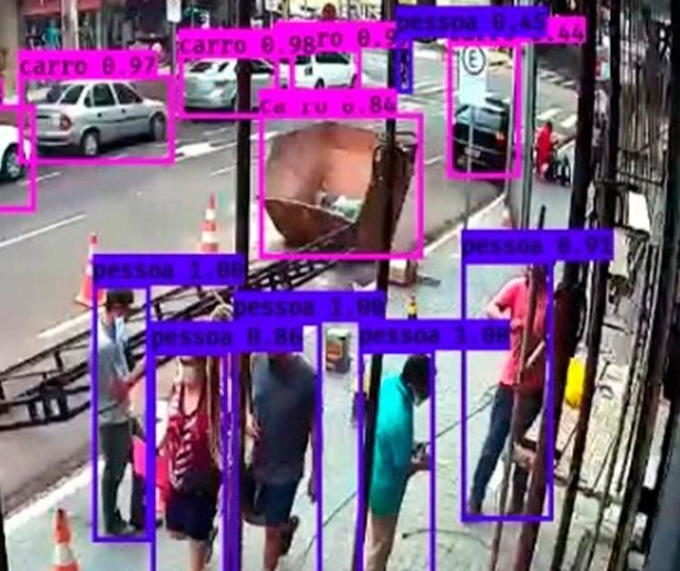 Empresa de TI cria plataforma para medir o fluxo de pessoas nas ruas