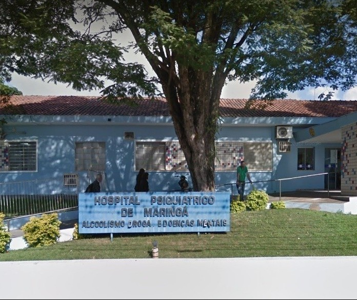Hospital Psiquiátrico de Maringá é interditado após surto de coronavírus