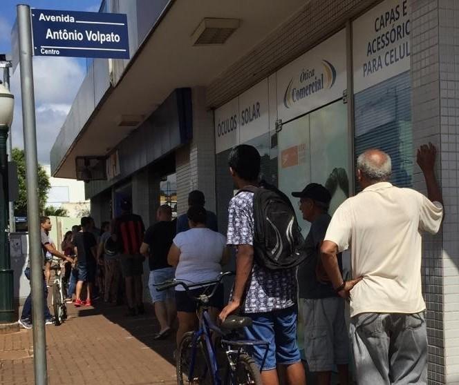 Sem conseguir atender exigência, lotéricas de Sarandi podem não reabrir