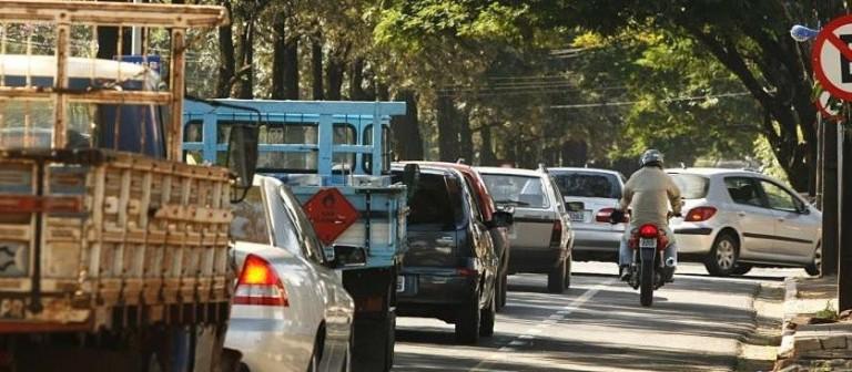 Bombeiros registram 80% mais mortes no trânsito em Maringá, em 2020