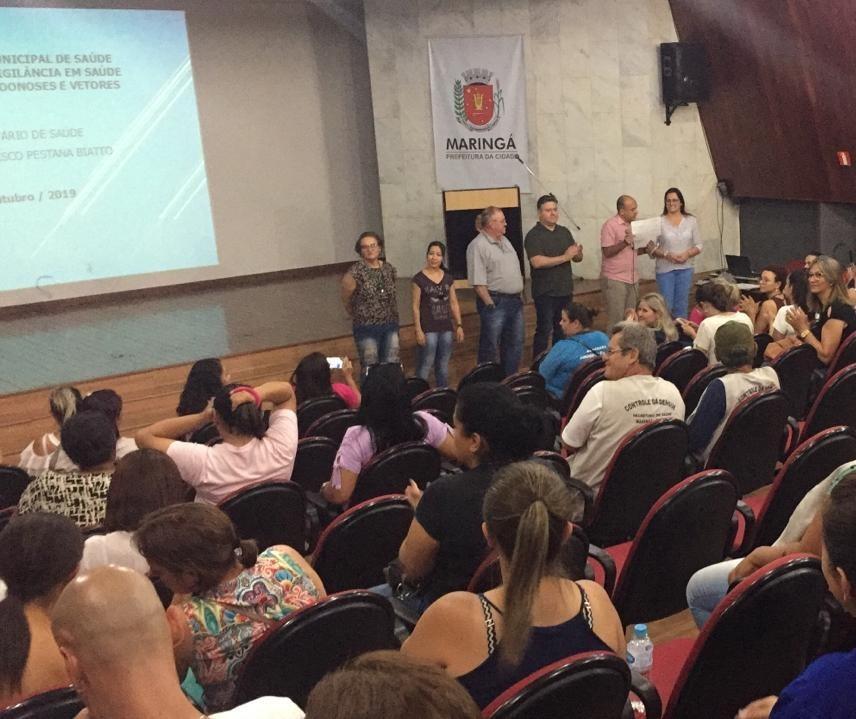 Cinco regiões de Maringá concentram 30% dos casos de dengue