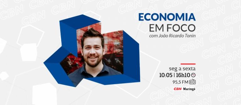 PIB do Paraná cresce 1,07% no trimestre