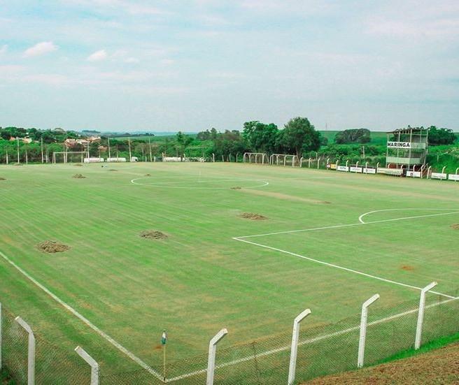 Mais de 300 atletas se inscrevem para 'teste' do Maringá FC