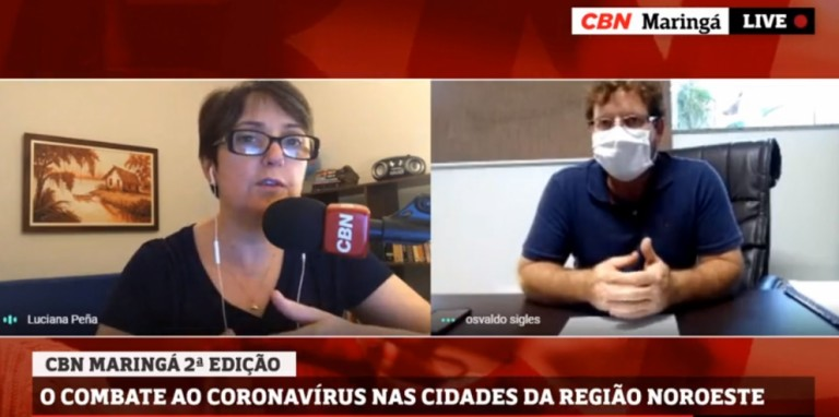 Marialva não registra nenhuma morte por Covid-19