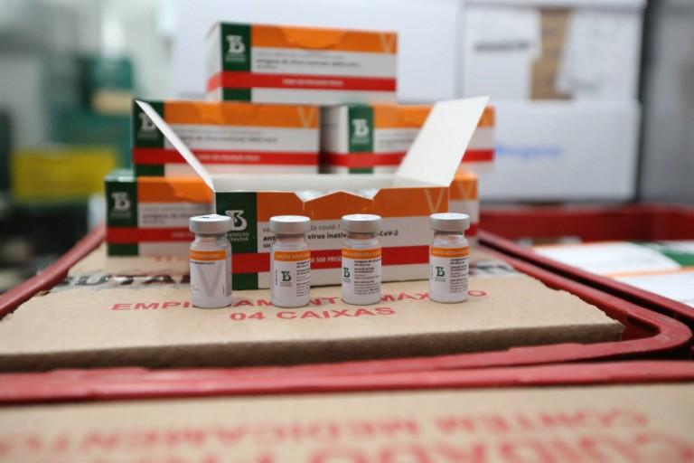 Novo lote de vacinas será todo para 1ª dose