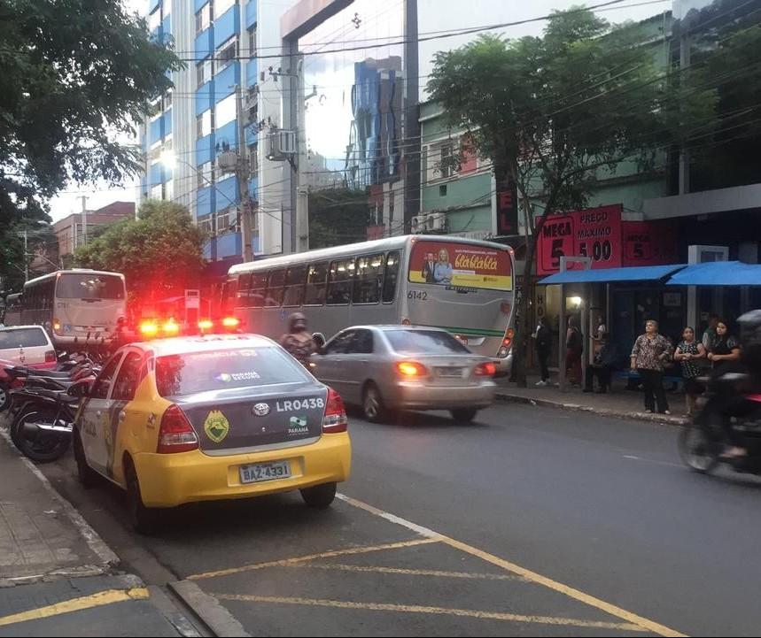 Possível sequestro no centro de Maringá foi operação da Denarc de Tocantins