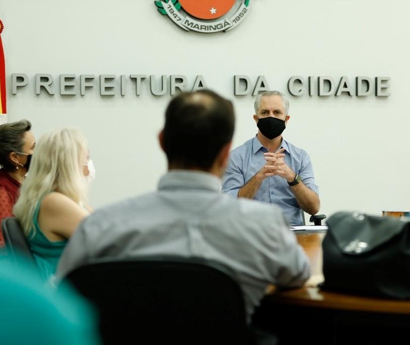 Prefeitura de Maringá anuncia retorno do ensino integral para crianças de 0 a 5 anos