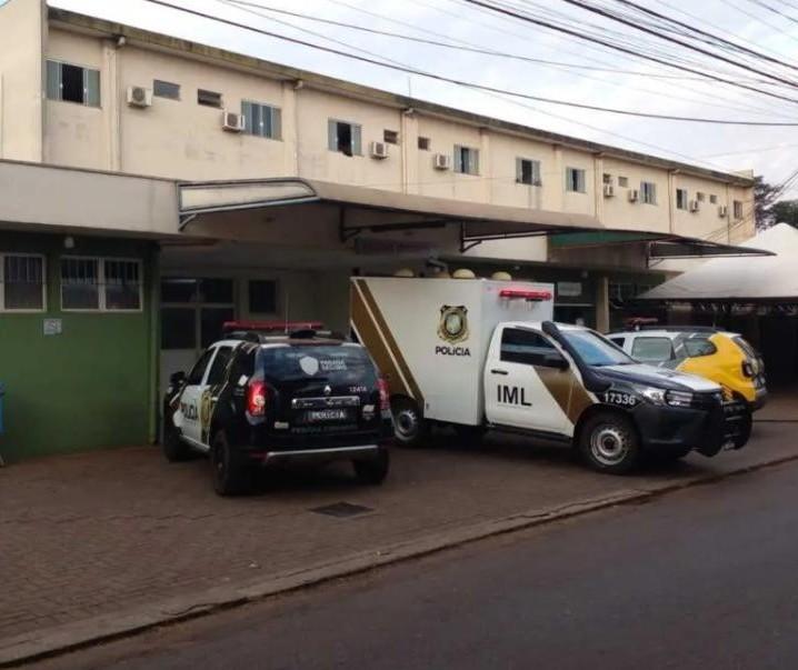Bandidos invadem hospital, rendem funcionários e matam homem internado na UTI