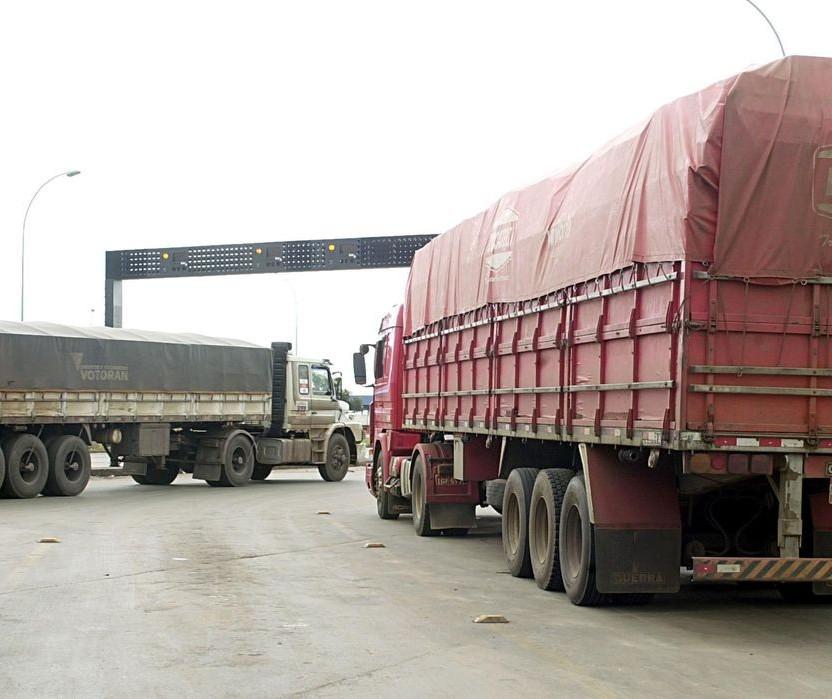 Demanda por frete rodoviário no agro cresce 9,5%