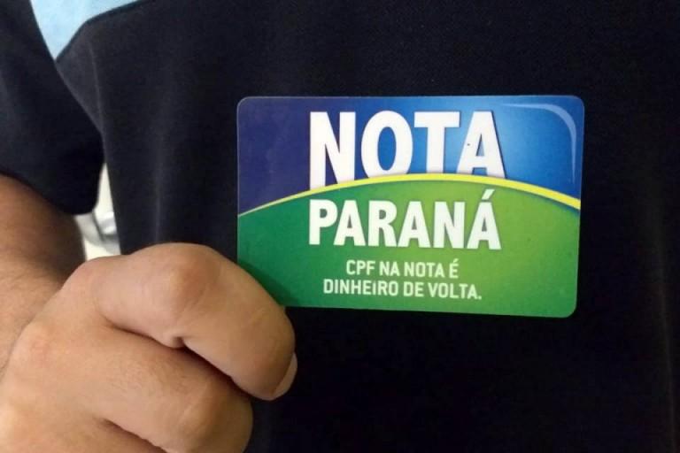 Nota Paraná faz mais um milionário no estado