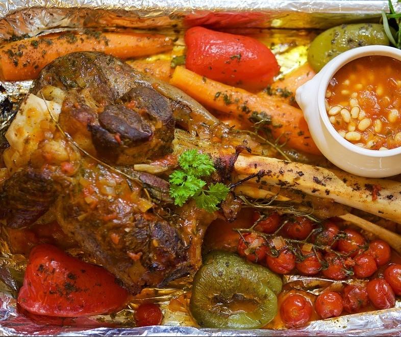 Apesar da tradição do Peru, o porco é destaque na ceia de Natal