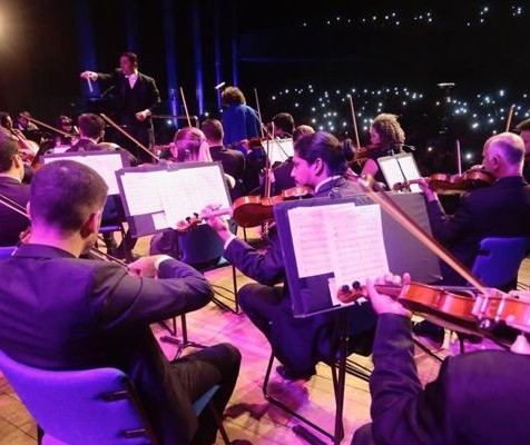 "Orquestra Unicesumar apresenta ""Temas de Filmes"""