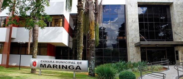 Reuniões das comissões permanentes da Câmara de Maringá serão online