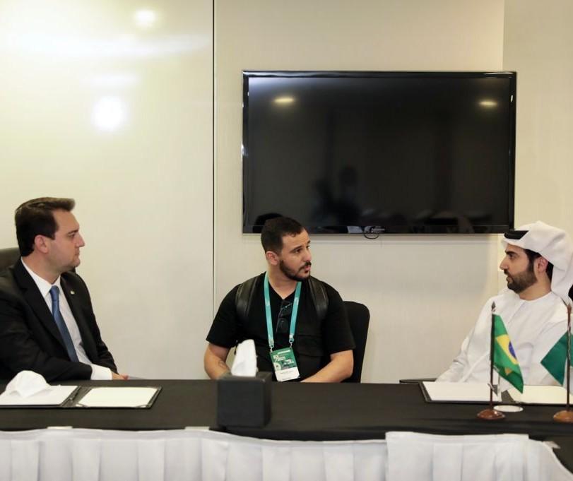 72 empresas, 35 cidades e 140 empresários estão presentes na Expo Dubai